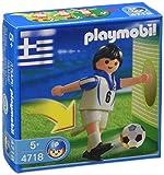 PLAYMOBIL 4718 Futbolista Equipo Nacional Griego