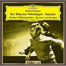 Wagner: Der Ring Des Nibelungen Highlights