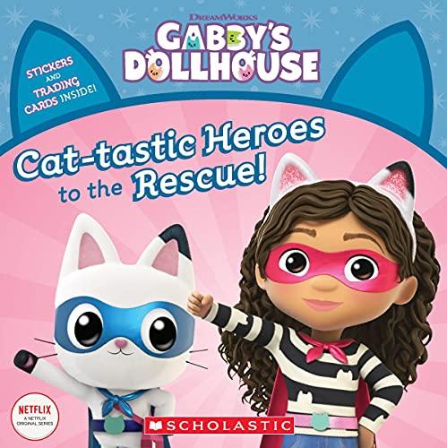 Dollhouse Defenders (Gabby's Dollhouse Storybook)