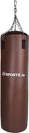 ScSPORTS Boxsack Sandsack Boxen ungefüllt 120 x 35 Braun B002Z8CN64     | Zuverlässige Qualität