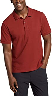 Eddie Bauer Men's Classic Field Pro Short-Sleeve Polo Shirt