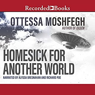 Homesick for Another World cover art