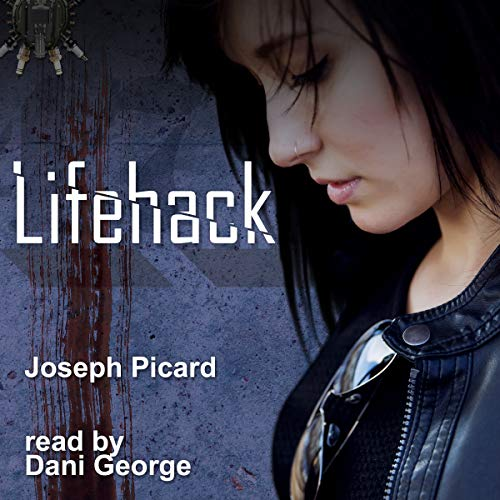Lifehack audiobook cover art