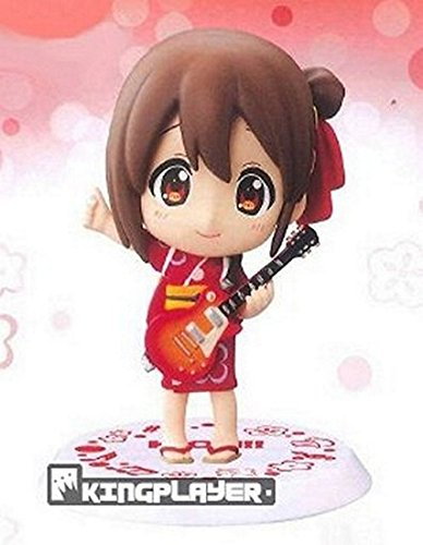 "Banpresto K-On! Mini Figure vol 3 aprox 2.5 "" Tall-Yui Hirasawa"