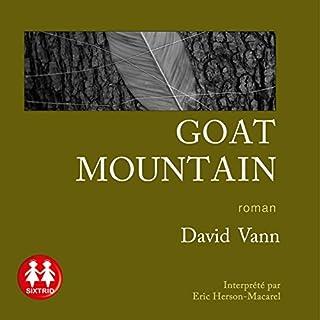Couverture de Goat Mountain