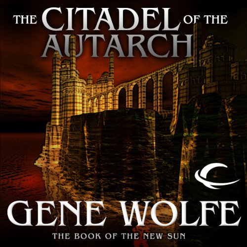 The Citadel of the Autarch audiobook cover art