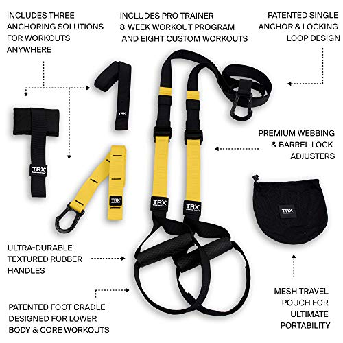 TRX PRO3 Suspension Training Kit