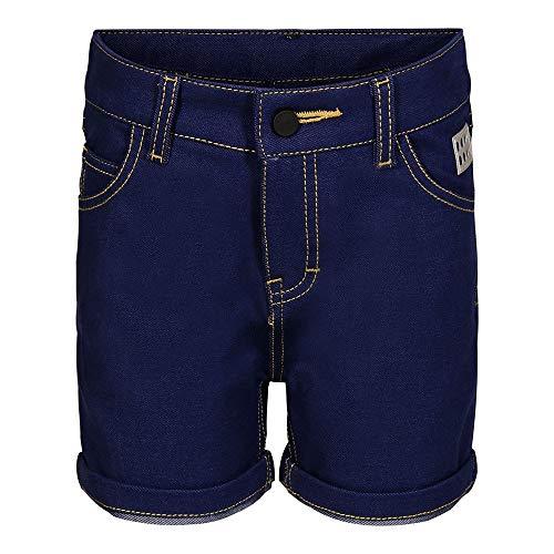 Lego Wear Mädchen Lwprema Optik Shorts, Blau (Light Denim 22), (Herstellergröße:104)