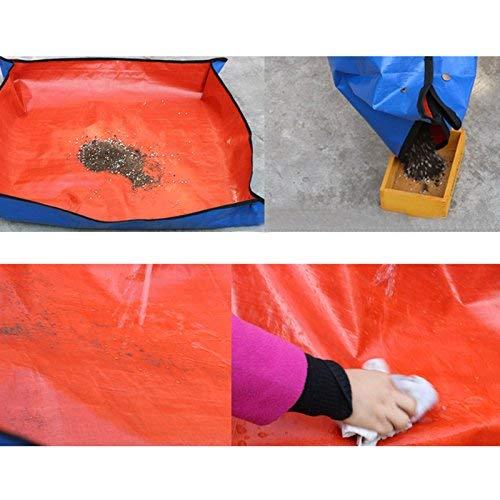 チヤミ『園芸シート防水移植パッドガーデニングトレーシート』