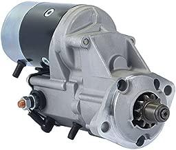NEW 12V 11T CW STARTER MOTOR FITS MUSTANG SKID STEER 442 KUBOTA ENGINE 15611-63012