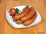 Krakauer, 2 Packungen zu 5 x 90g - Schinkenkrakauer/Grillwurst ideal für Grill und Pfanne - Original Ringhoff