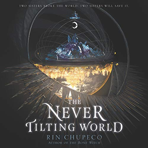 The Never Tilting World cover art