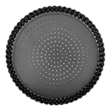 Junlucki Pizza Mold, Pizza Baking Tray, for Make Pizza Home Family Pizza Shop(Large (9 inches))