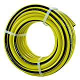 BRICOMED - Manguera Jardin Yellow Pro A-Tst 5/8' 50M