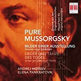 picture of pur - Pure Mussorgsky (Pictures At an Exhibition / Songs and Dances of Death)