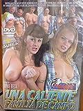 UNA CALIENTE FAMILIA DE CAMPO-PANDORA-CINE X SOLO PARA ADULTOS-DVD PORNOGRAFICO