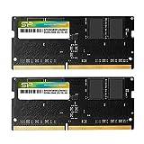 シリコンパワー ノートPC用メモリ DDR4-2666(PC4-21300) 8GB×2枚 260Pin 1.2V CL19 Mac対応 永久保証 SP016GBSFU266B22