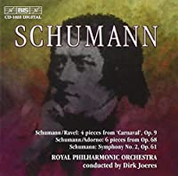 Schumann: Symphony, No.2 by ROBERT SCHUMANN (1999-11-15)