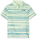 Under Armour Tour Tips Bunker Polo Camisa, Niños, Verde, YMD