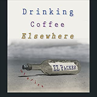 Drinking Coffee Elsewhere audiobook cover art