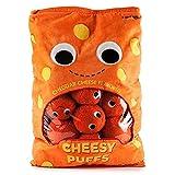 YUMMY WORLD XL Cheesy Puffs Interactive Food 24