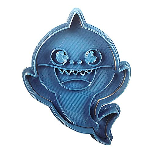 Cuticuter Baby Shark Cortador de galletas, PLA