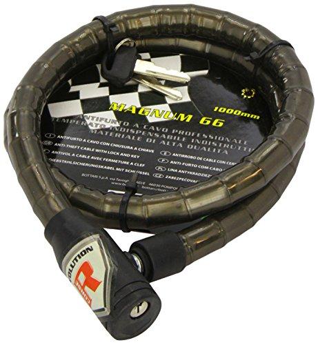 Bottari Spa 64921Magnum 66Cable antirrobo con candado y Llave de d