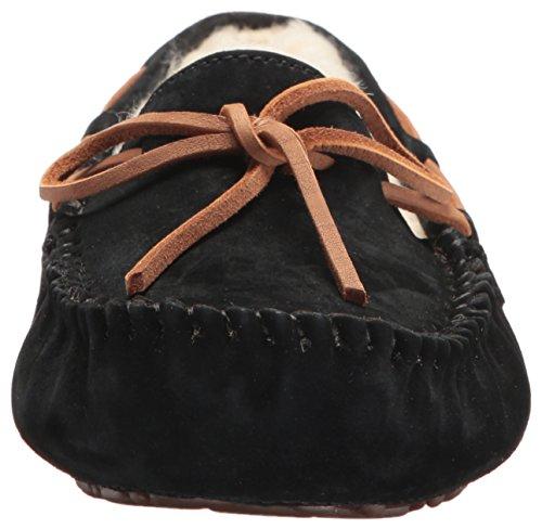 UGG Australia Dakota 5612Black6 - Zapatillas de casa para Mujer, Color Negro, Talla 37 EU / 4 UK