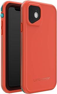Lifeproof Fré   Wasserdichtes, sturzgesschütze Schutzhülle für iPhone 11   orange