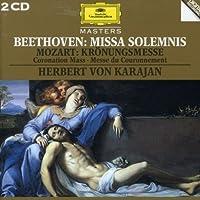 Beethoven: Missa Solemnis / Mozart: Kr?nungsmesse (Coronation Mass) by Kathleen Battle (1995-05-03)