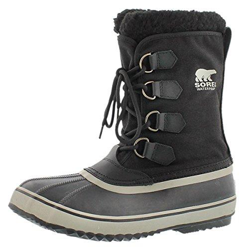 Sorel Herren 1964 Pac Nylon Boots, schwarz (tusk), Größe: 43