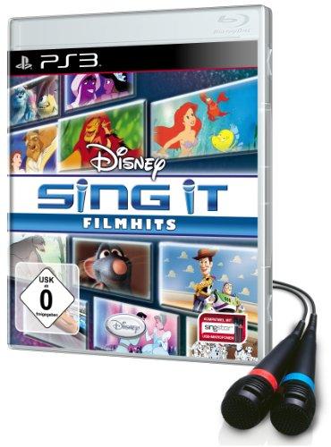 Disney Sing it: Filmhits - Bundle inkl. 2 Mikrofone