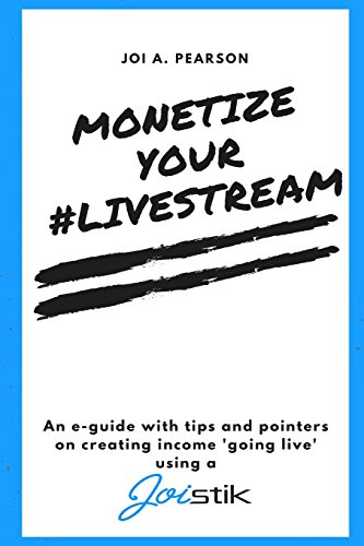 Monetize your #Livestream