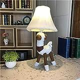 Lampe De Table Pour Enfants, Bande Dessinée Lampe De Chevet Animal, Chambre De Style...