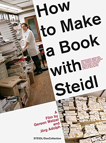 How to Make a Book with Steidl, 1 DVD