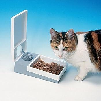PetMate Distributeur Automatique d'Aliments Cat Mate C10