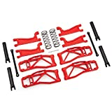 Traxxas Red WideMaxx Suspension Kit TRA8995R