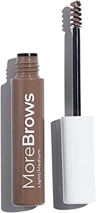 MCo Beauty MORE BROWS - Light to Medium,