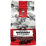 Barbarossa Burundi Coffee -Natural Premium Quality Handcrafted - Medium Dark Artisan Roasted - Low Acidity Jasmin Hibiscus Aroma Whole Beans   2019 Neighborhood Favorite Award