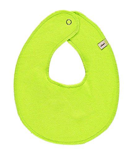 Bavoir rond pour bébé (vert clair)