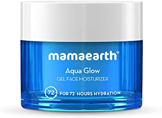 Mamaearth Aqua Glow Gel Face Moisturizer With Himalayan Thermal Water and Hyaluronic Acid for 72 Hours Hydration – 100ml