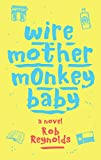 Wire Mother Monkey Baby
