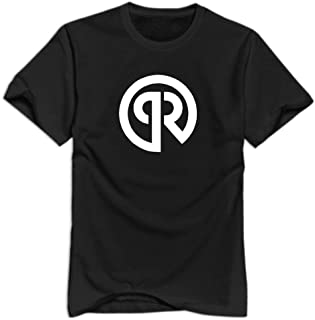 Fashion Porter Robinson Logo Tshirts For Men