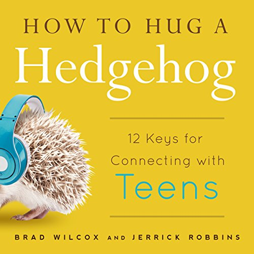 How to Hug a Hedgehog audiobook cover art