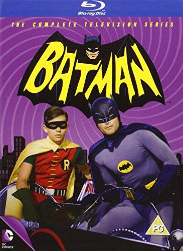 Batman: Original Series 1-3 [Edizione: Regno Unito] [Italia] [Blu-ray]