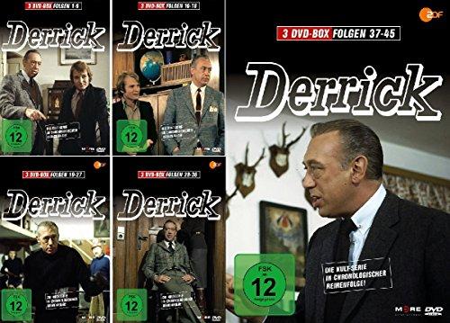 Box 1-5 (15 DVDs)