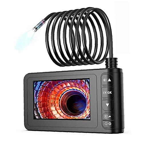 IUwnHceE 1080p Hd Digital-endoskop-Kamera Wasserdicht 4,3-Zoll-LCD-Schirm-Schlange-Kamera Video-inspektionskamera