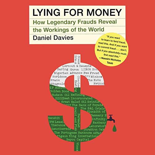Lying for Money cover art