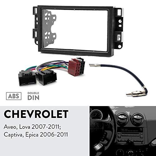Akozon Feu de circulation diurne /à LED DRL Lampe /à 3 couleurs 12 V pour Captiva 2011-2014