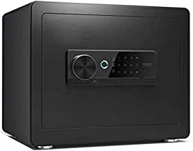 HDZWW Deluxe Electronic Digital Anti-Theft Safe, Automatically Open Steel Structure, Fashion Design Security Home Security...